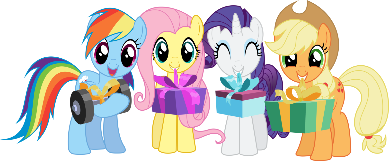 clip free Birthday clipart my little pony. B f ee a.