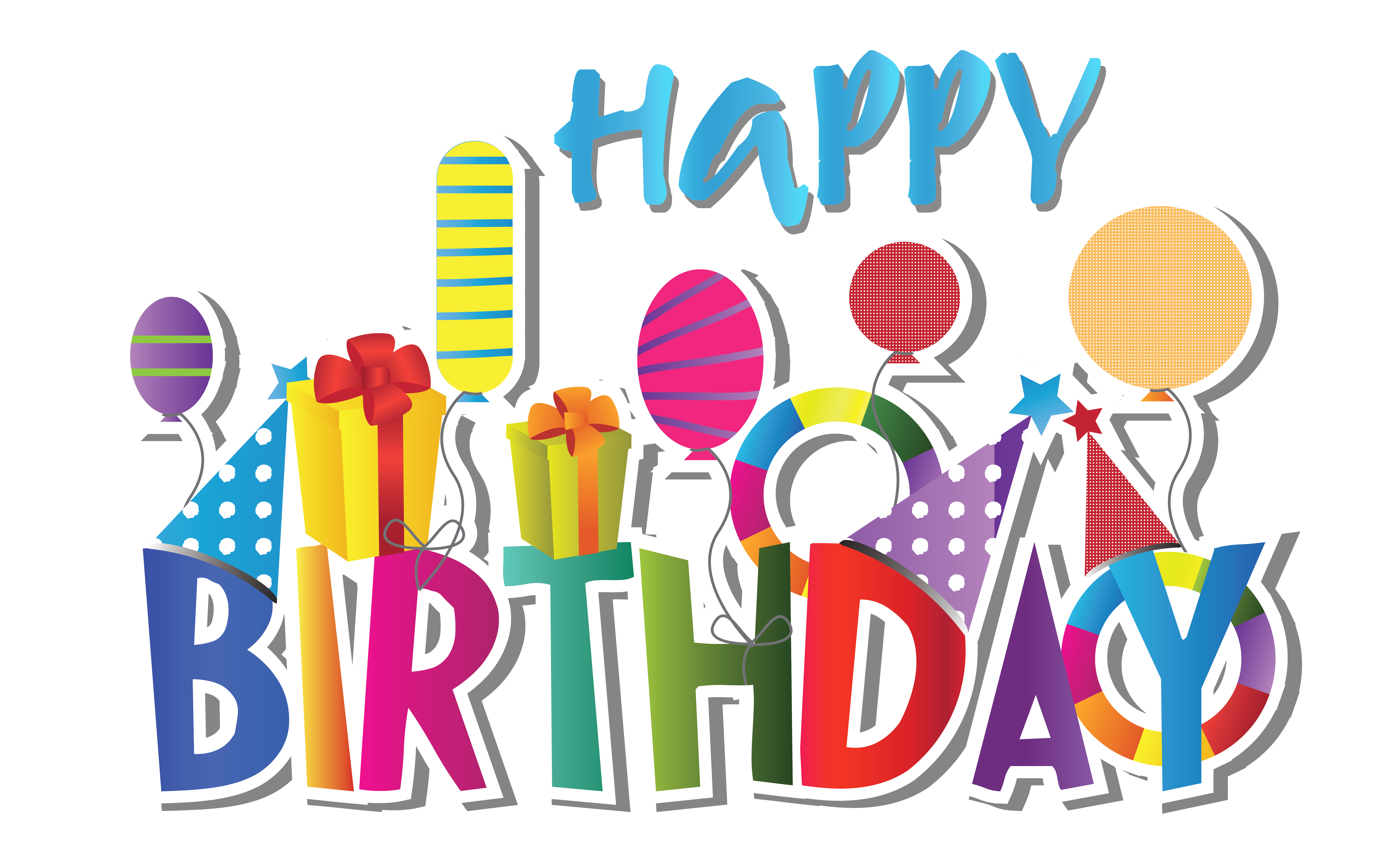 svg freeuse library Cute happy gallery yopriceville. Birthday clipart.