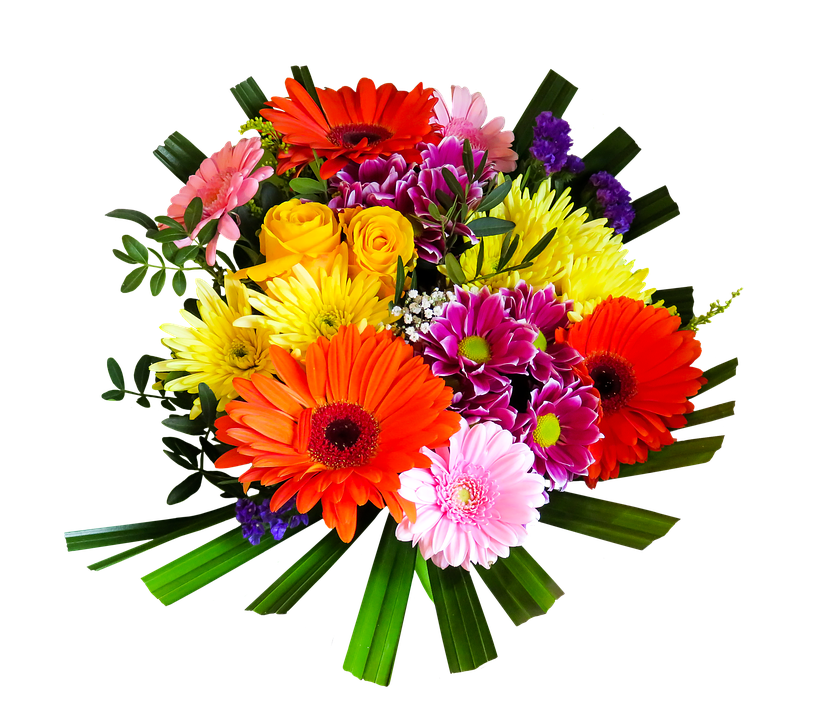 picture transparent library Birthday Flowers PNG HD Transparent Birthday Flowers HD
