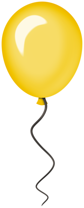 jpg free stock Flergs circusmagic freeballoon png. Vector balloon gold