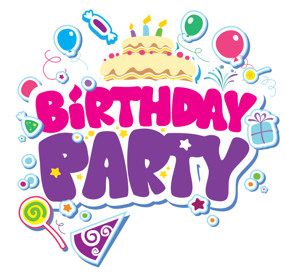 png transparent download Birthday Party