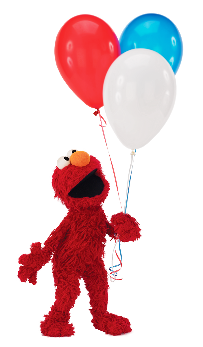 clip art royalty free download elmo transparent birthday #96177804