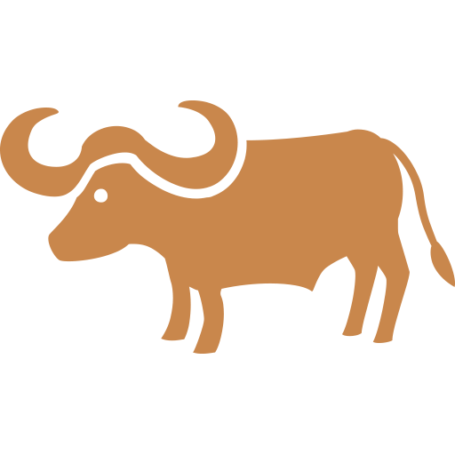 clip royalty free library Bison water free on. Buffalo clipart buffelo.