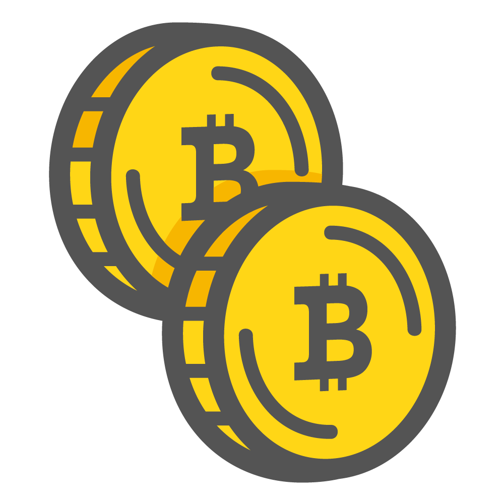 clip art transparent stock Bitcoin transparent double.  things to know