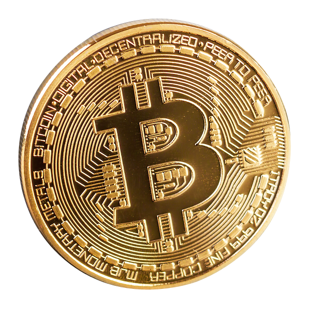 banner freeuse stock Silver collectable . Bitcoin transparent gold plated
