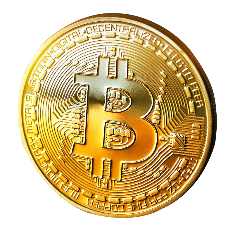 png freeuse Bitcoin transparent gold plated.  coin png for