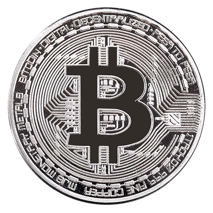 svg library download Bitcoin transparent physical.  fine gold plated