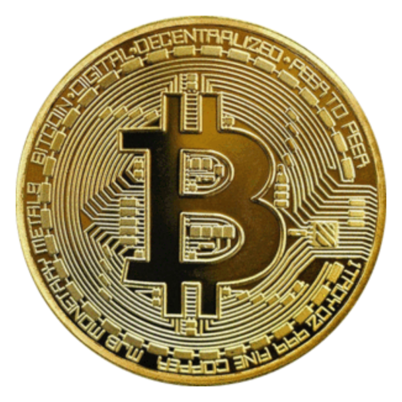 svg free stock Gold plate fomohunt . Bitcoin transparent physical