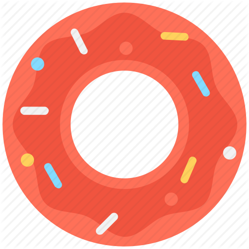 vector freeuse download Food by vectors market. Bite vector donut