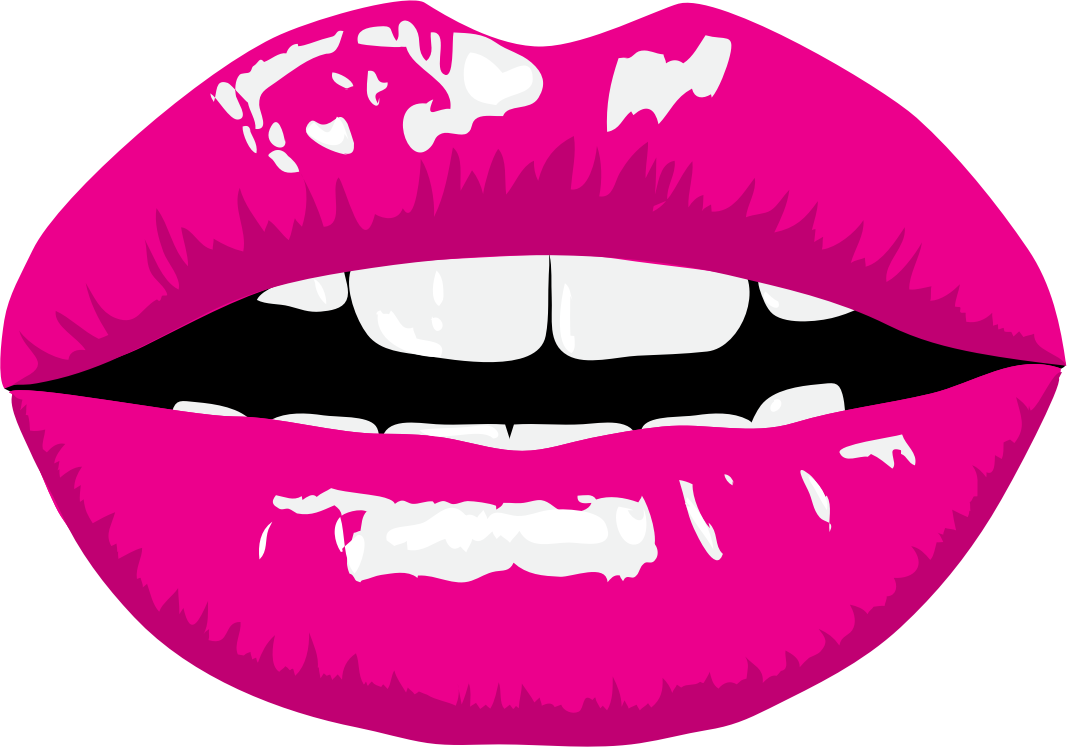 banner royalty free stock Lips Clipart at GetDrawings