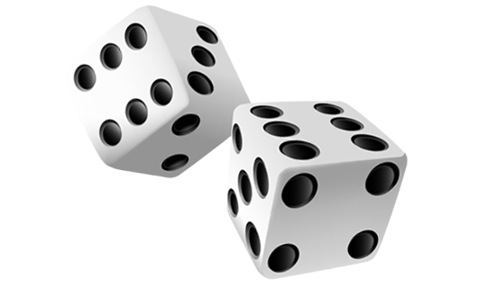 banner black and white download Png images pluspng image. Transparent dice