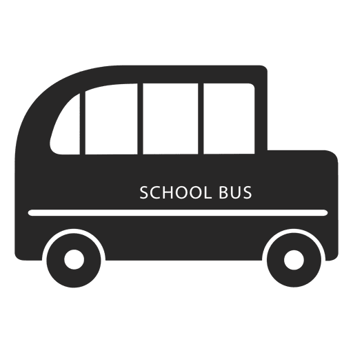 vector royalty free library School cartoon design download. Vector bus full