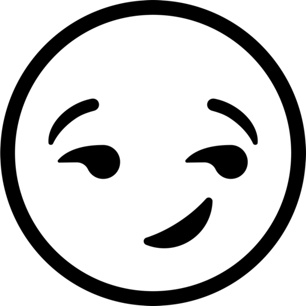 image freeuse stock Black and white smiley face clipart. Resultado de imagen para
