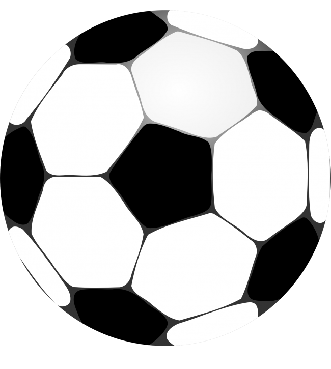 png freeuse Black and white sport clipart. Soccer goal craft projects