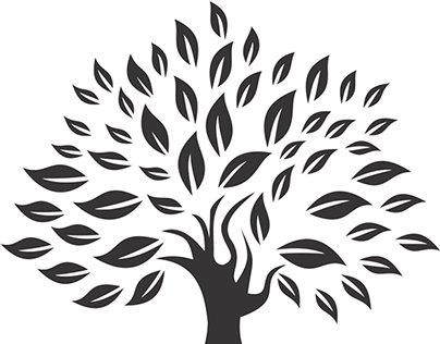 jpg royalty free download Black And White Tree Of Life PNG Transparent Black And White Tree Of
