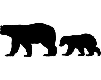 picture transparent library Free cliparts download clip. Black bear cub clipart