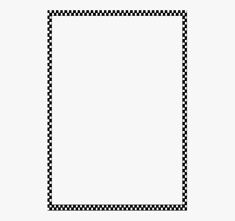clipart black and white download Simple borders clipart. Border black png free