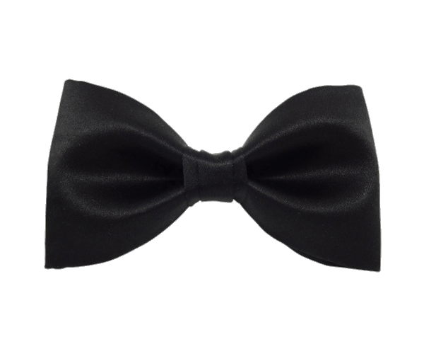 stock Classic bow png stickpng. Transparent tie black