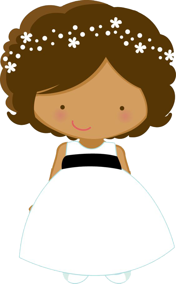 clip library Flower girl Wedding Bride Page boy Clip art