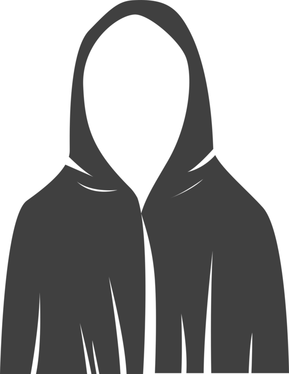 clipart royalty free Robe cloak computer icons. Black cape clipart