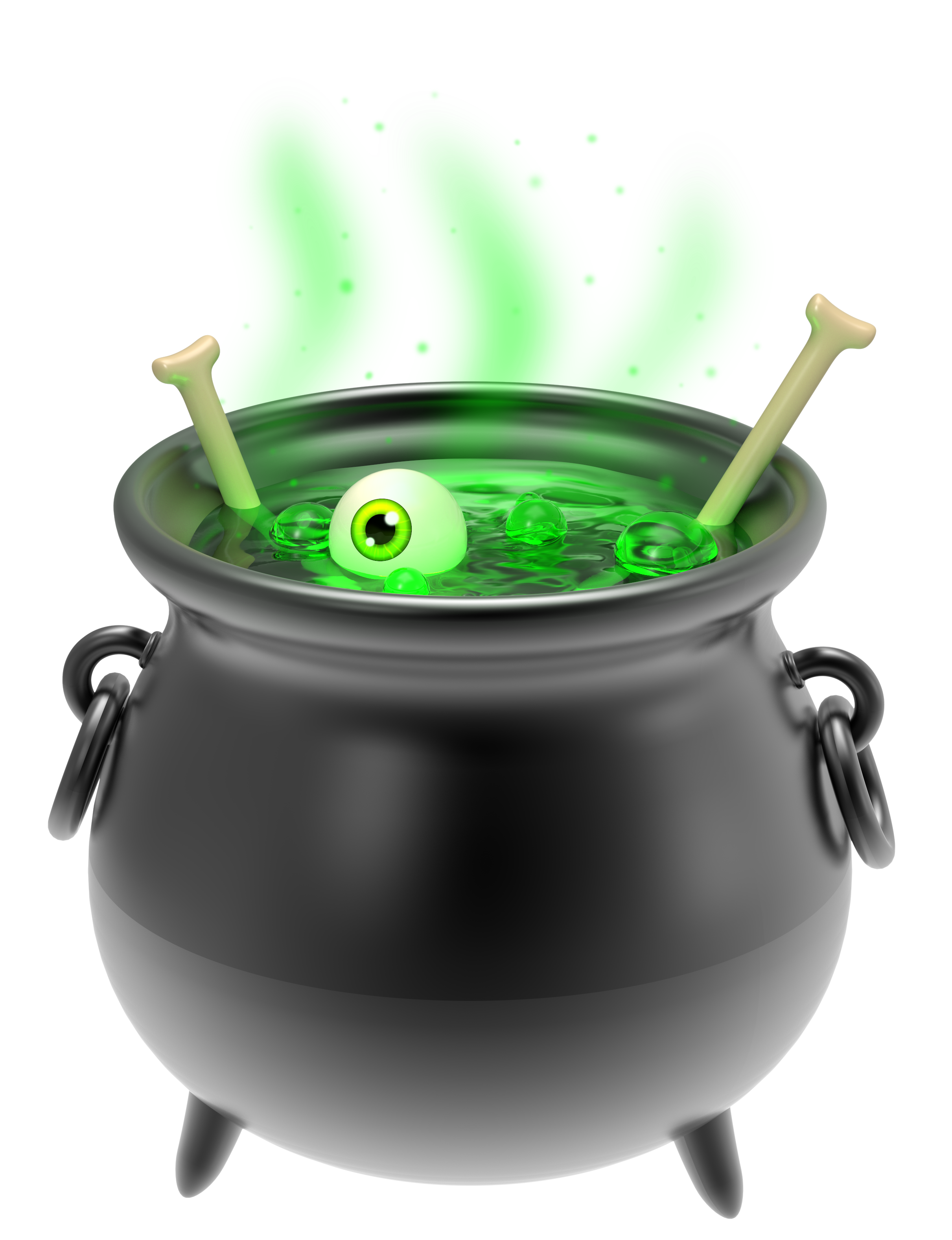 clip art freeuse library Free clipart witches cauldron. Witch black png image.