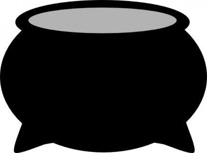 clipart royalty free Black cauldron clipart. Pin by jo ann.