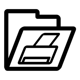 free library Black clip document. Computer icons symbol free