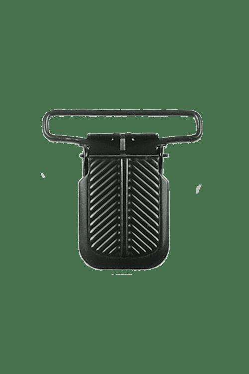 clip art freeuse stock Black clip metal. Lj tartan waist apron