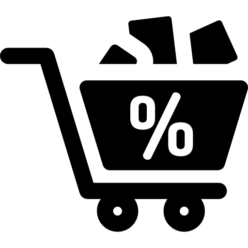 jpg royalty free stock Shopping store commerce and. Supermarket clipart icon