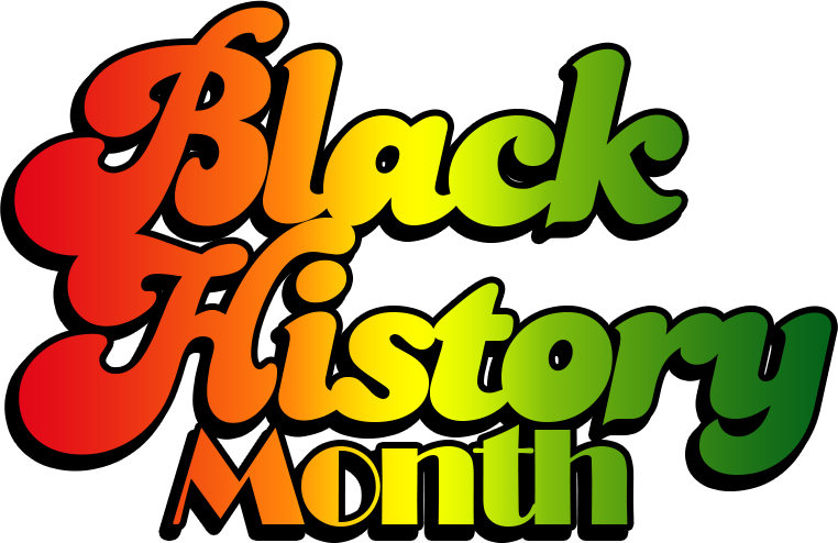 vector library stock Black History Month Clipart
