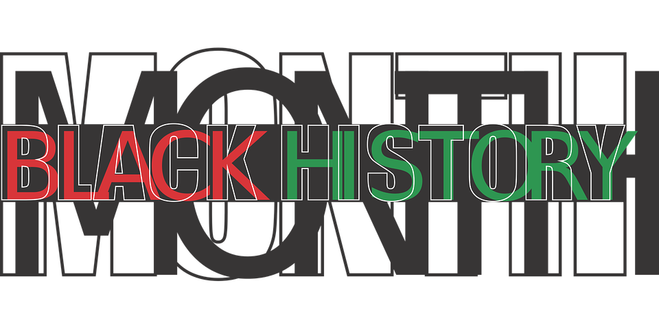 vector freeuse Black history month free clipart. Png hd transparent text