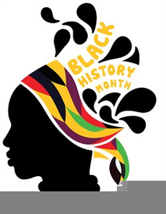 banner stock Images at clker com. Black history month free clipart