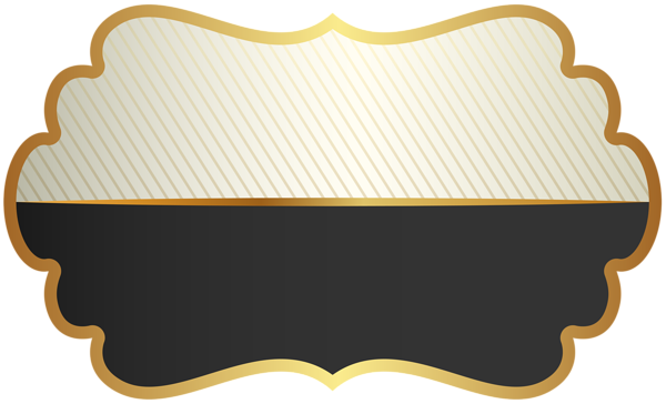 free library Black label clipart. Template clip art png