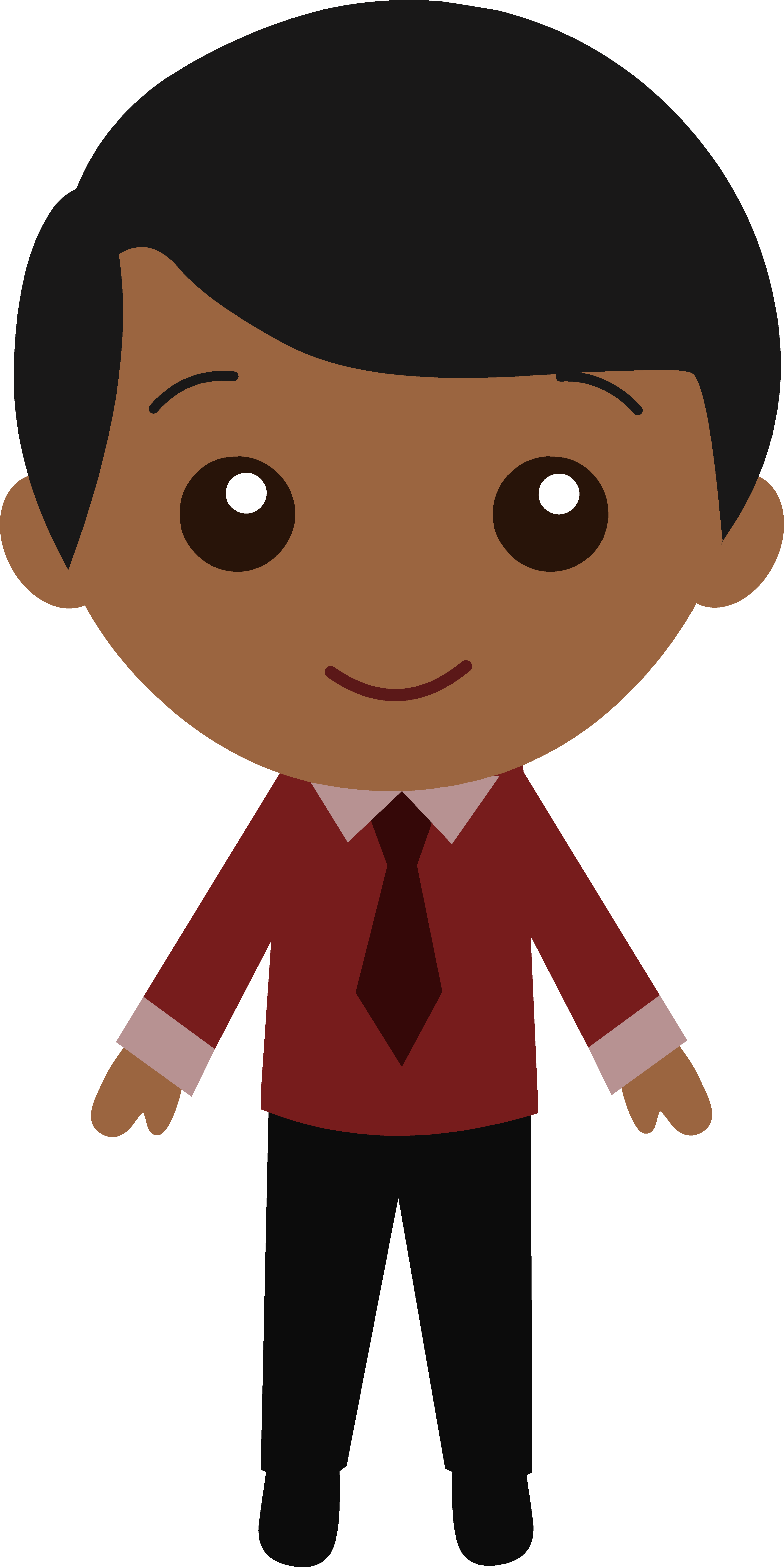 clip library Black People Cartoons Clipart