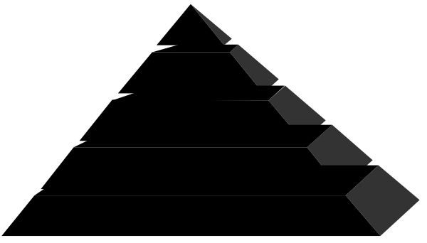 clip stock Clip art at clker. Black triangle clipart