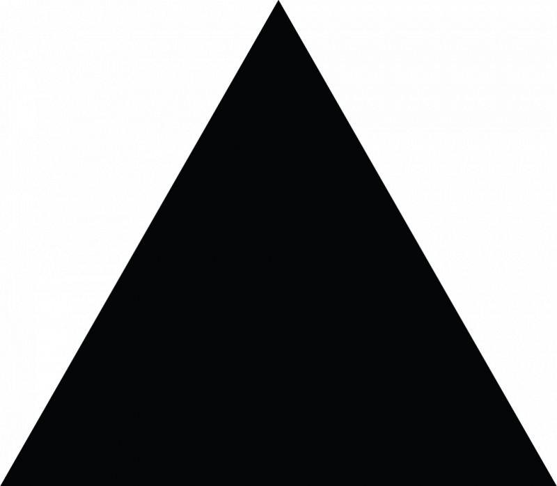 png free library Black Triangle Clipart