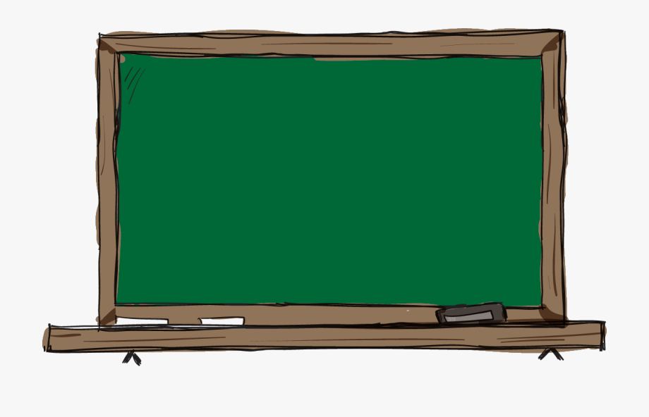 vector royalty free library Board clipart transparent. Teacher blackboard .