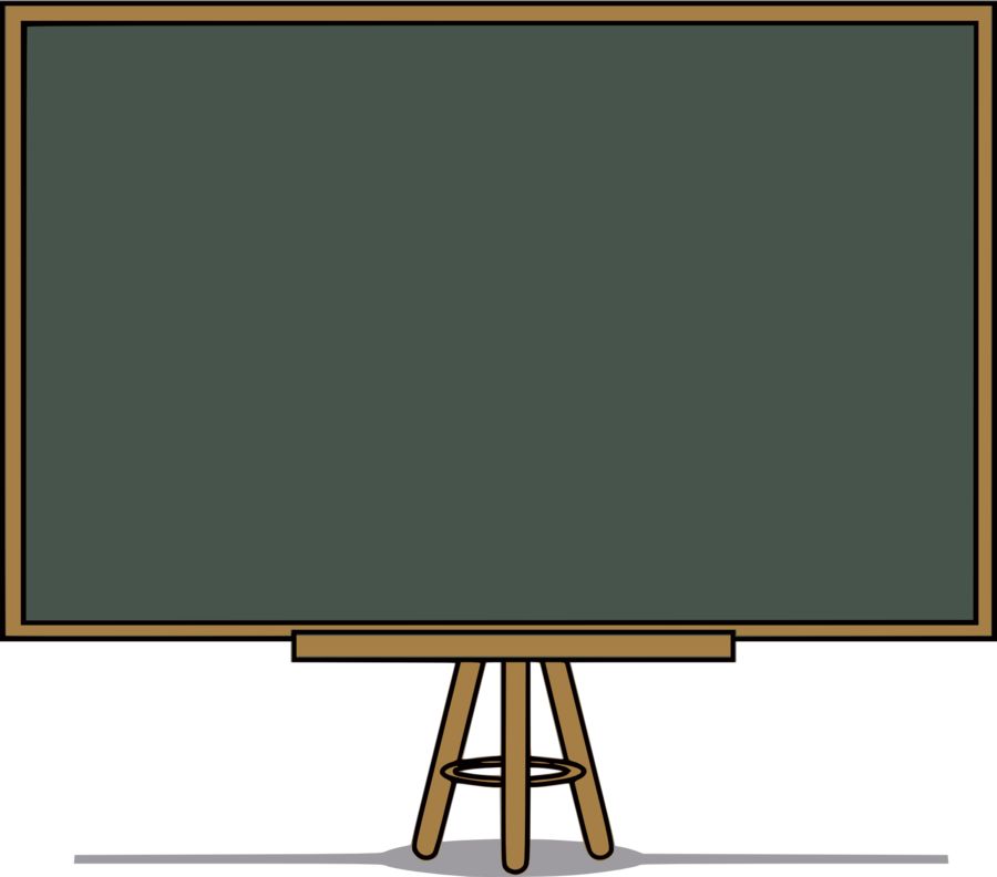 png library stock Blackboard clipart. Cartoon education .