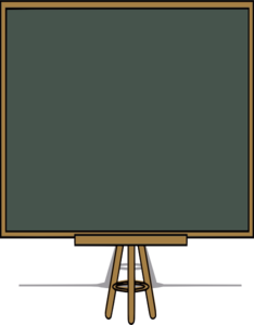 clipart royalty free download Drawing clipart drawing board