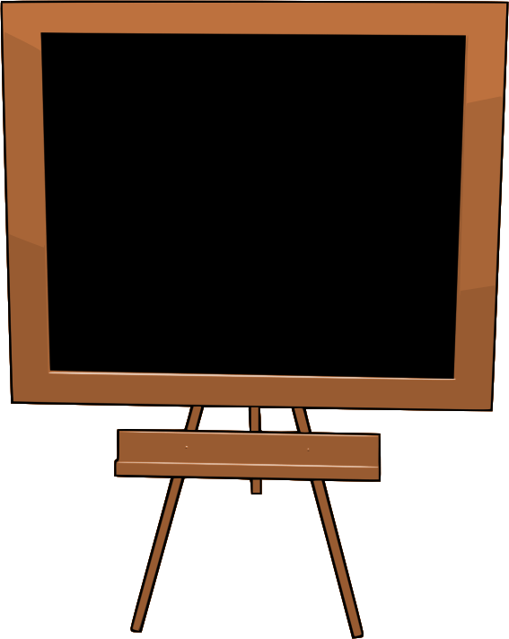 graphic Classy chalkboard bow cliparts. Blackboard clipart high school classroom.