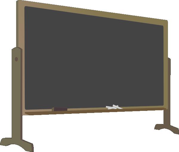 royalty free download Blackboard large free on. Chalkboard clipart gray.