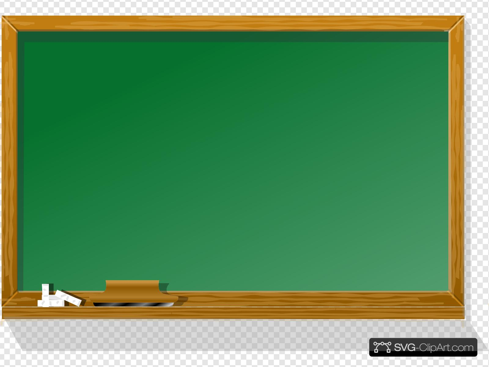 picture transparent library Blackboard clipart svg. Clip art icon and