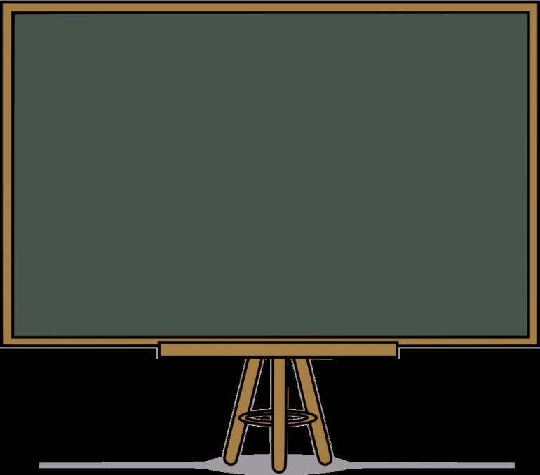 jpg free stock Winsome Inspiration Blackboard Clipart Econhomes Com