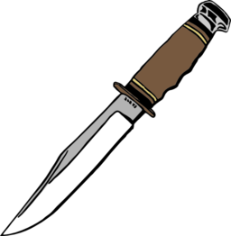 vector free library Blade clipart clip art. Knife panda free images.