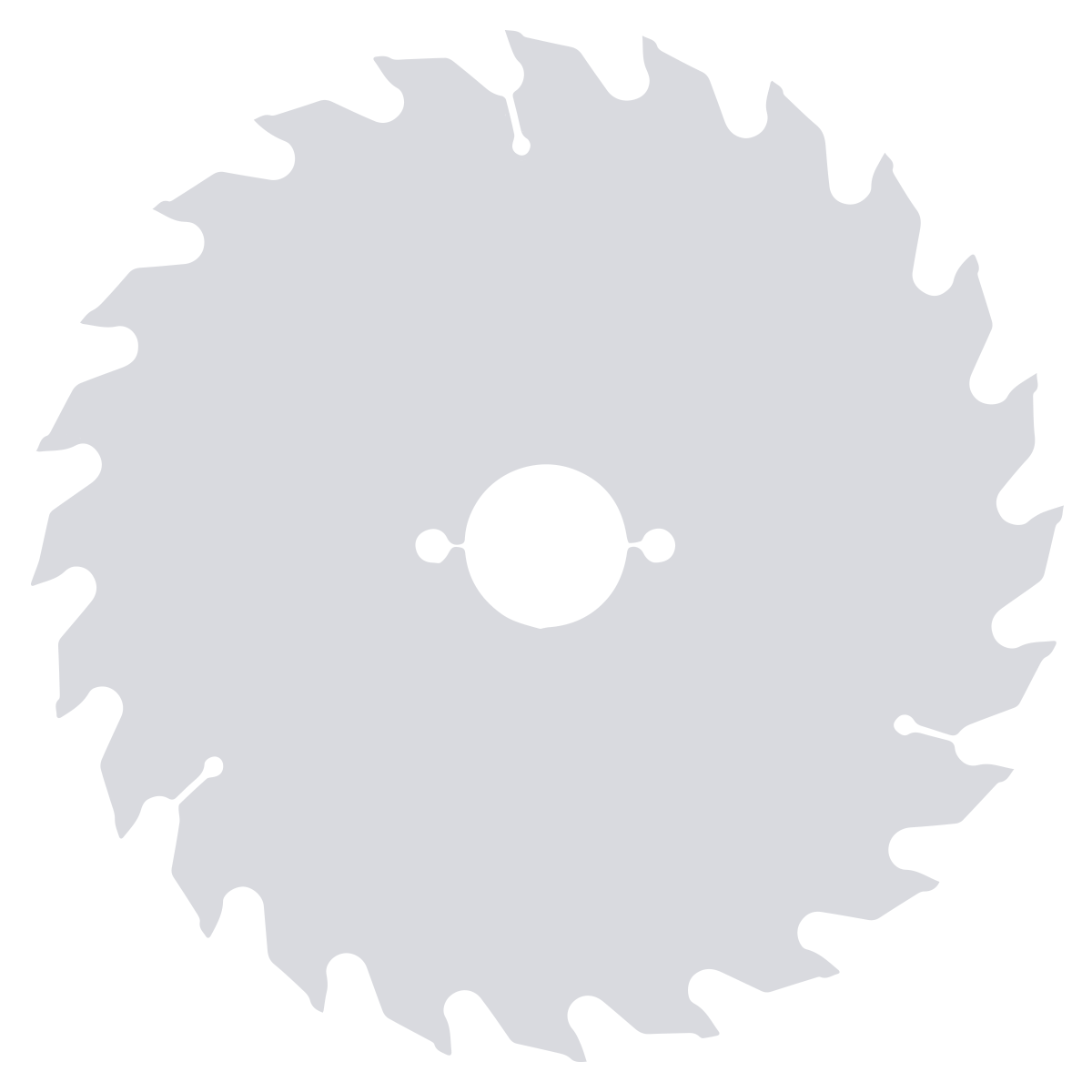 jpg free stock Circular saws clip art. Blade clipart table saw blade.