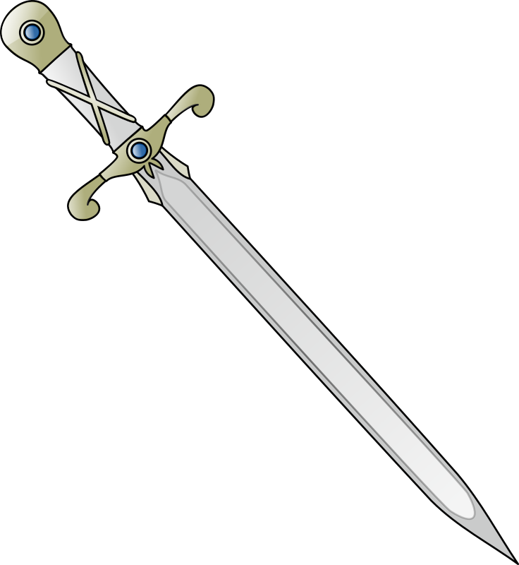 clipart library stock Blade clipart transparent. Sword png pictures free.