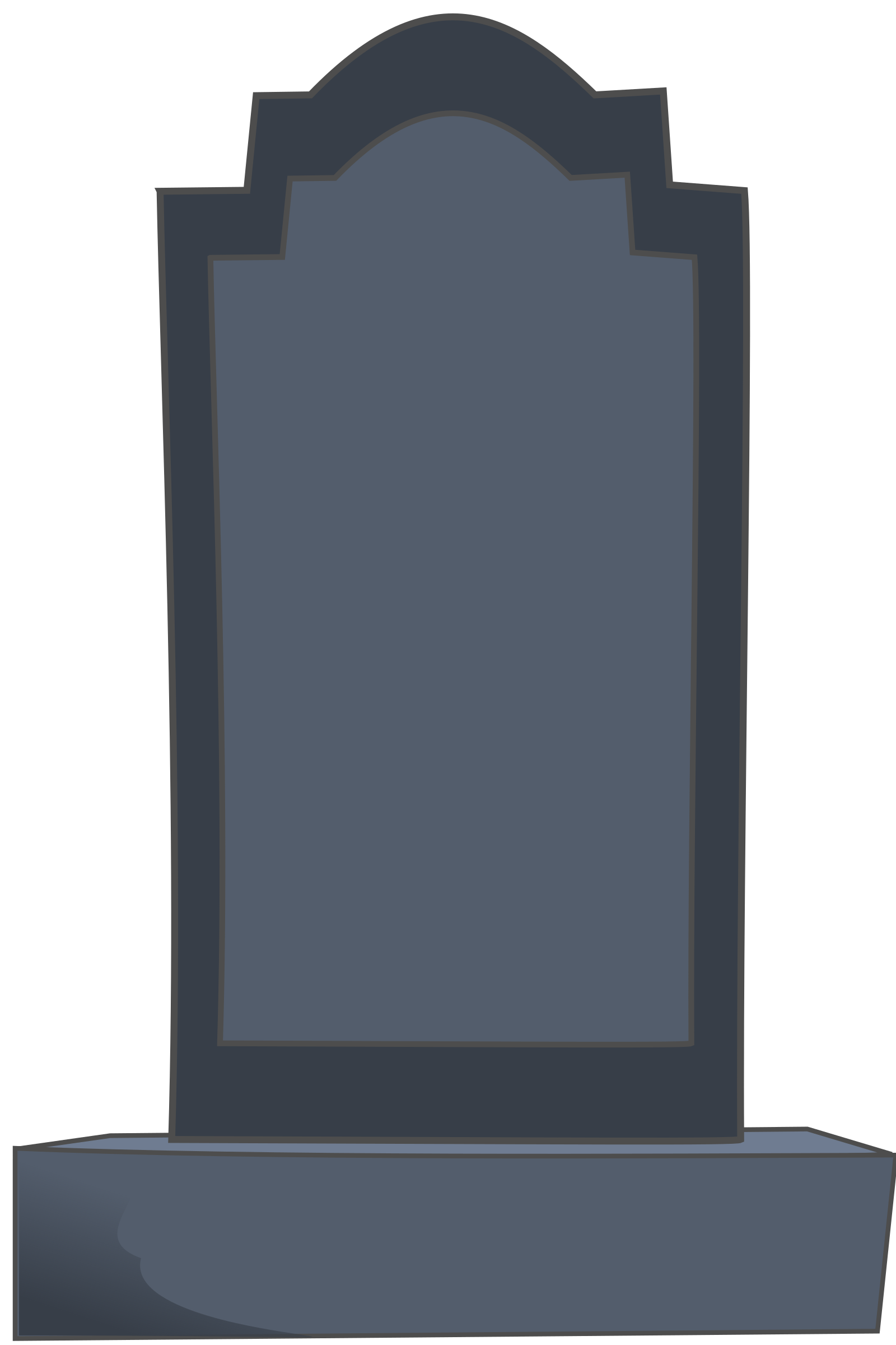 graphic library download L pide big image. Blank gravestone clipart