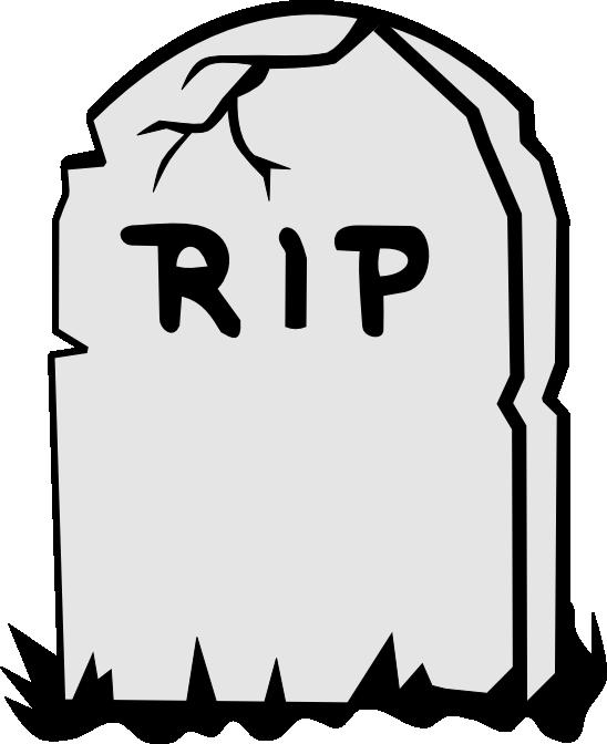 vector free Blank gravestone clipart. Rip grave holiday halloween