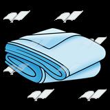 clipart transparent download Blankets clip art free. Blanket clipart.