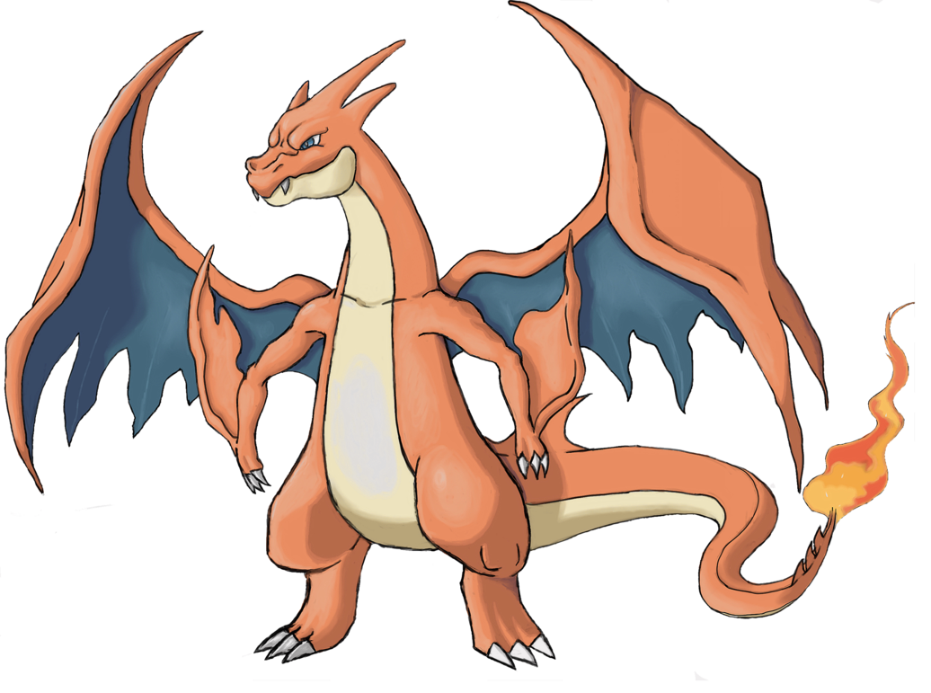 picture transparent charmeleon drawing beginner #110495294